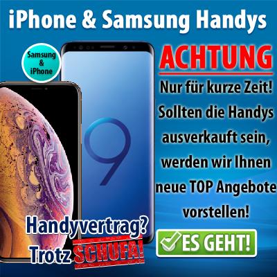 ❶❷❸ Handy ohne Vertrag trotz negativer Schufa – die Angebote!